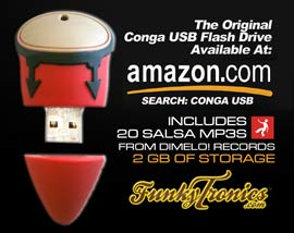 Conga USB Drive